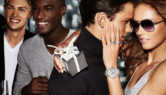 CAMPAIGN- Karmen Pedaru, Simon Nessman, Corey Baptiste & Victor Nylander for Michael Kors Holiday 2013 by Mario Testino. www.imageamplified.com, Image Amplified (2)
