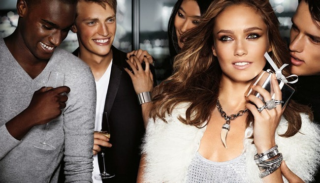 CAMPAIGN- Karmen Pedaru, Simon Nessman, Corey Baptiste & Victor Nylander for Michael Kors Holiday 2013 by Mario Testino. www.imageamplified.com, Image Amplified (3)