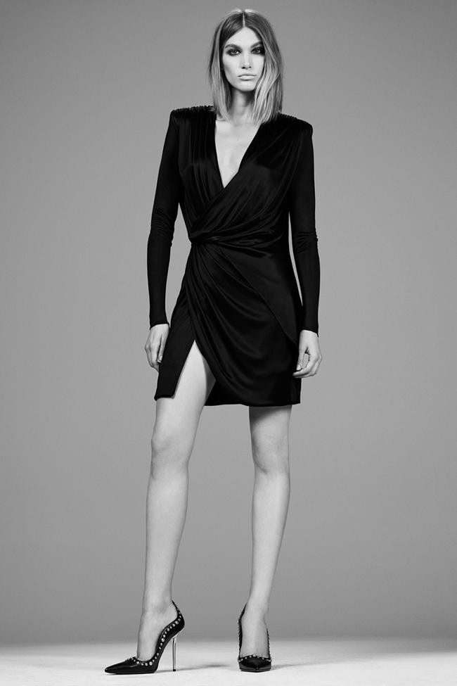 COLLECTION- Irina Nikolaeva for Versace Pre-Fall 2014. www.imageamplified.com, Image Amplified (22)