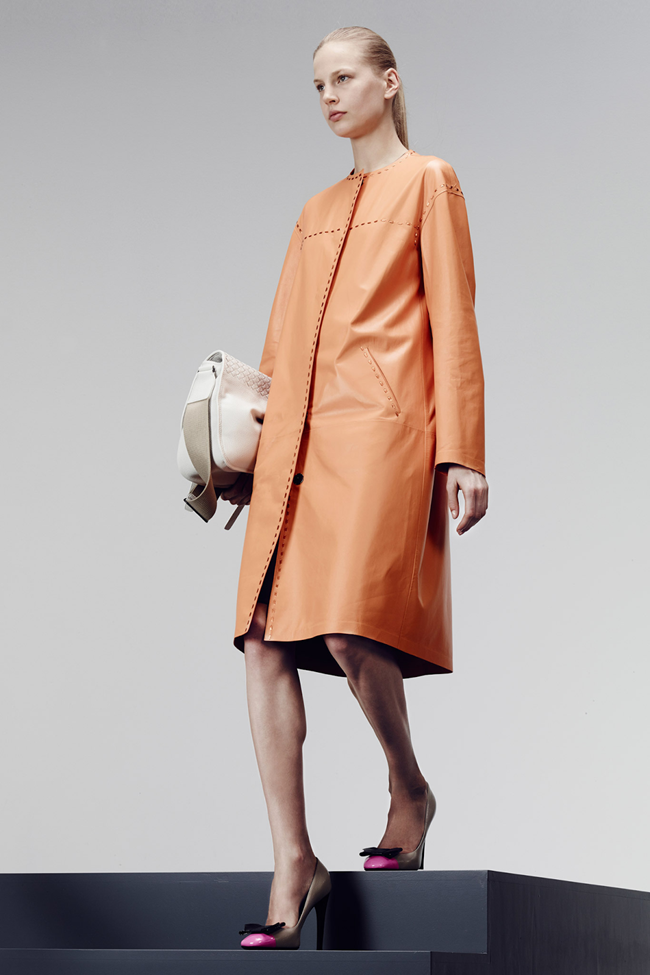 COLLECTION- Julia, Ileva, Tilda, Elisabeth, Josephine, Cindy, Marine, Idris, Magdalena & Lisanne for Bottega Veneta Pre-Fall 2014. www.imageamplified.com, Image Amplified (18)