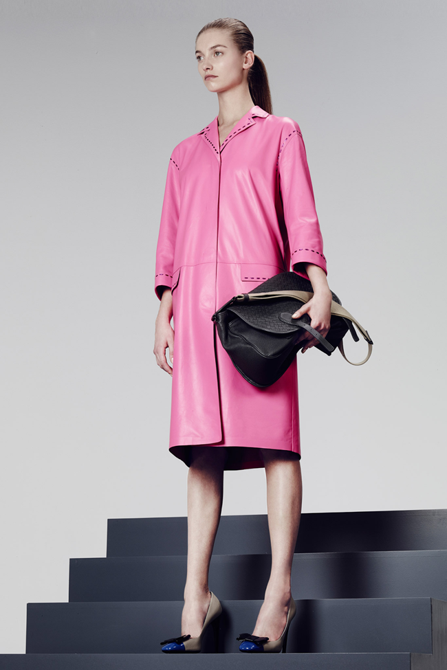 COLLECTION- Julia, Ileva, Tilda, Elisabeth, Josephine, Cindy, Marine, Idris, Magdalena & Lisanne for Bottega Veneta Pre-Fall 2014. www.imageamplified.com, Image Amplified (19)