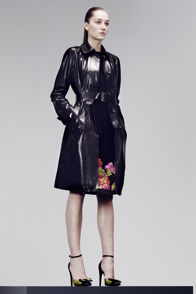 COLLECTION- Julia, Ileva, Tilda, Elisabeth, Josephine, Cindy, Marine, Idris, Magdalena & Lisanne for Bottega Veneta Pre-Fall 2014. www.imageamplified.com, Image Amplified (27)