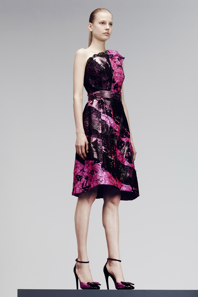 COLLECTION- Julia, Ileva, Tilda, Elisabeth, Josephine, Cindy, Marine, Idris, Magdalena & Lisanne for Bottega Veneta Pre-Fall 2014. www.imageamplified.com, Image Amplified (30)