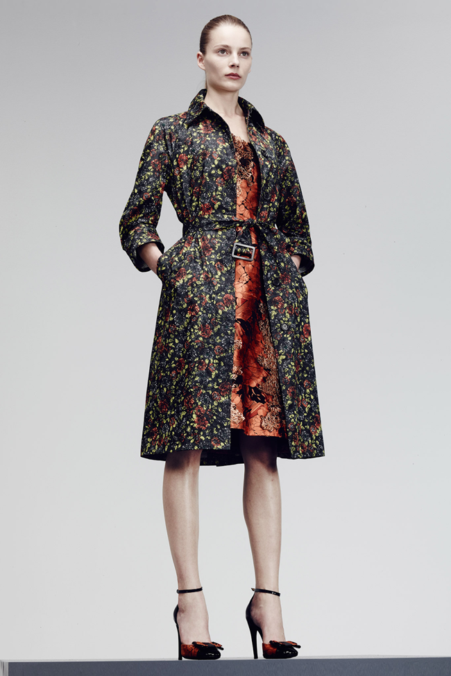 COLLECTION- Julia, Ileva, Tilda, Elisabeth, Josephine, Cindy, Marine, Idris, Magdalena & Lisanne for Bottega Veneta Pre-Fall 2014. www.imageamplified.com, Image Amplified (31)