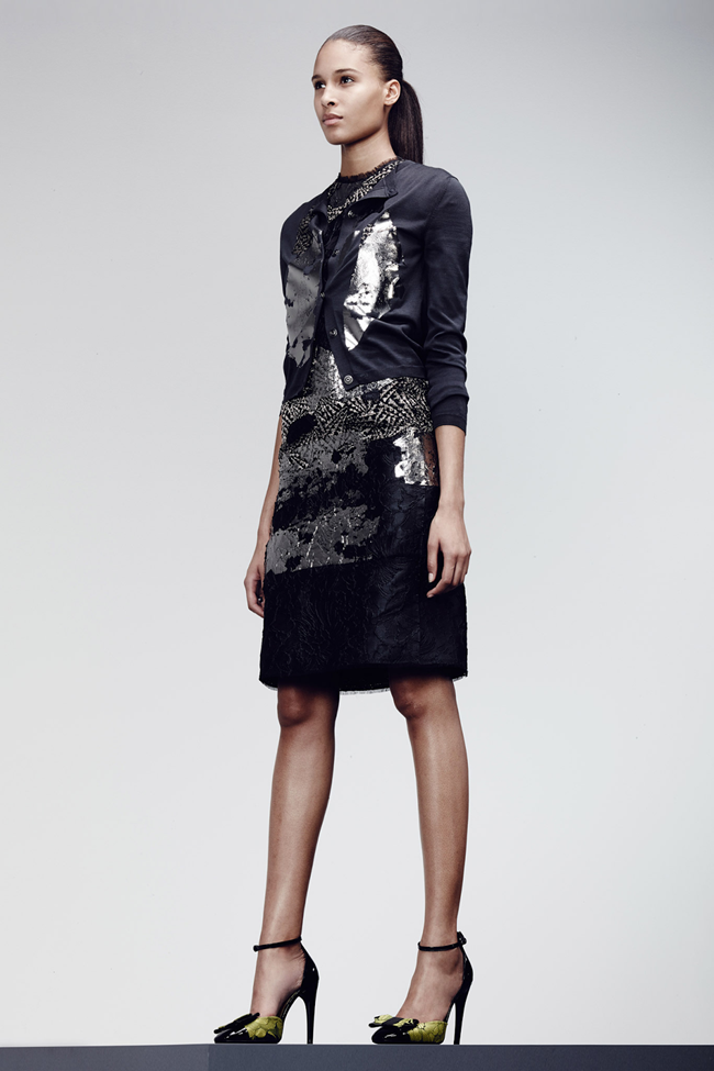 COLLECTION- Julia, Ileva, Tilda, Elisabeth, Josephine, Cindy, Marine, Idris, Magdalena & Lisanne for Bottega Veneta Pre-Fall 2014. www.imageamplified.com, Image Amplified (33)