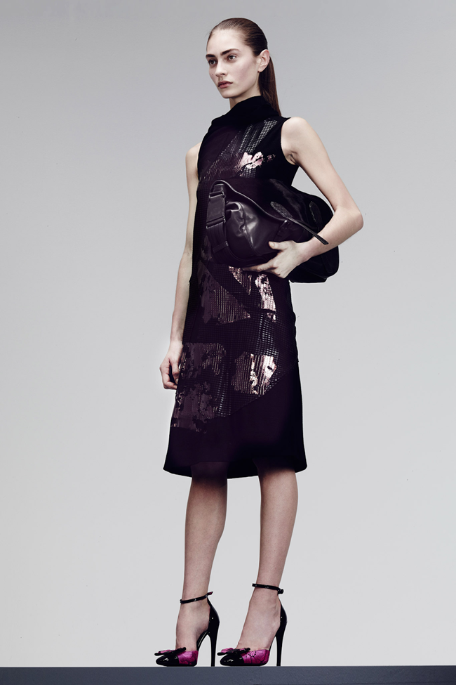 COLLECTION- Julia, Ileva, Tilda, Elisabeth, Josephine, Cindy, Marine, Idris, Magdalena & Lisanne for Bottega Veneta Pre-Fall 2014. www.imageamplified.com, Image Amplified (35)
