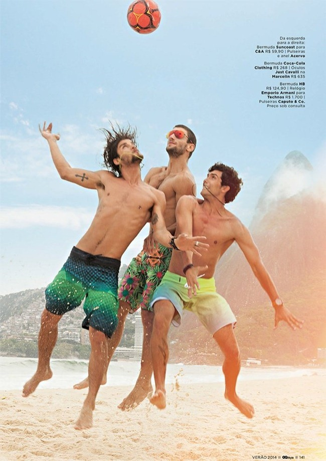 GQ STYLE BRAZIL- Pablo Morais, Luca Pougy & Saulo Melo by Franco. Spring 2014, www.imageamplified.com, Image Amplified (3)