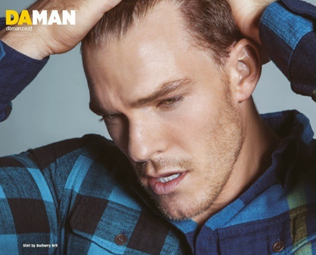 DAMAN MAGAZINE- Alan Ritchson in No More Nice Guy by Mitchell Nguyen McCormack. www.imageamplified.com, Image Amplified (1)