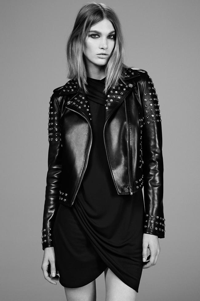 COLLECTION- Irina Nikolaeva for Versace Pre-Fall 2014. www.imageamplified.com, Image Amplified (10)