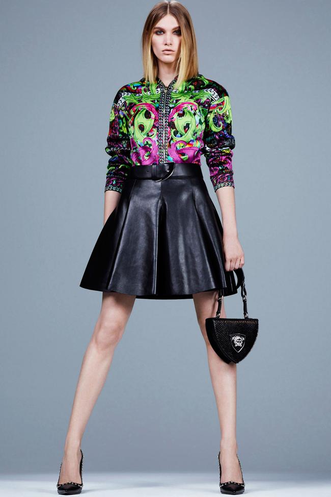 COLLECTION- Irina Nikolaeva for Versace Pre-Fall 2014. www.imageamplified.com, Image Amplified (11)