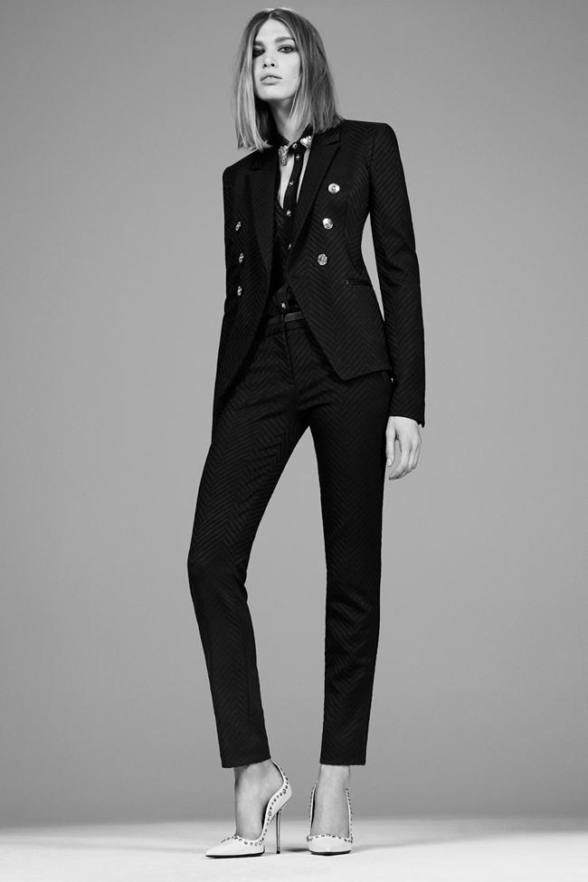 COLLECTION- Irina Nikolaeva for Versace Pre-Fall 2014. www.imageamplified.com, Image Amplified (13)