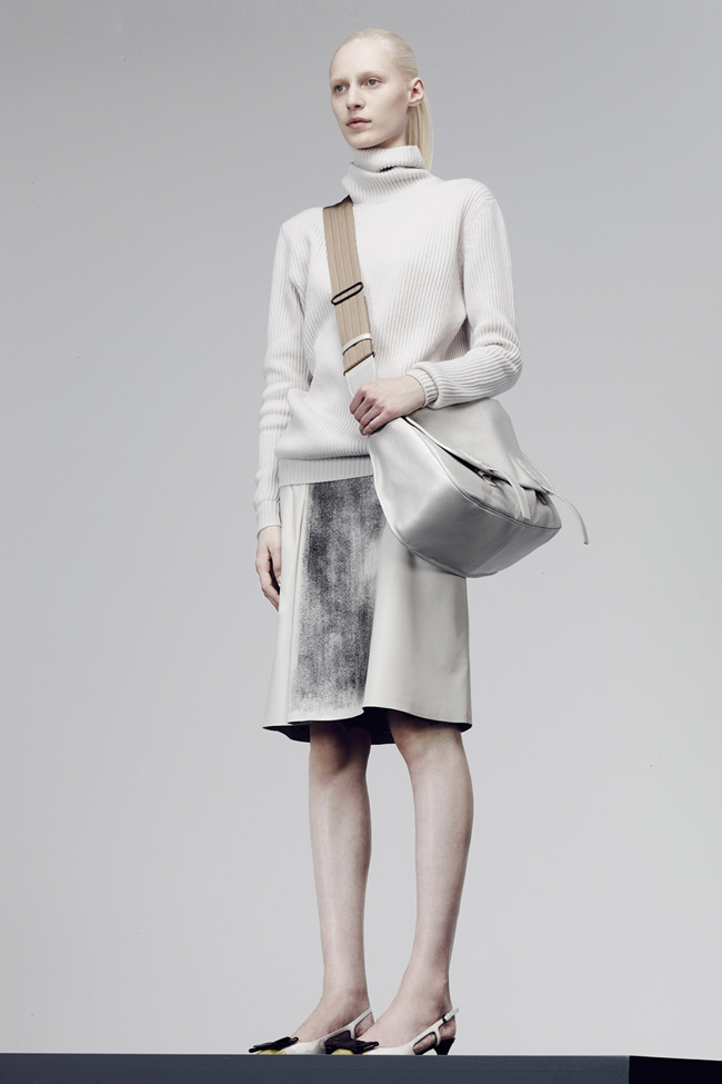 COLLECTION- Julia, Ileva, Tilda, Elisabeth, Josephine, Cindy, Marine, Idris, Magdalena & Lisanne for Bottega Veneta Pre-Fall 2014. www.imageamplified.com, Image Amplified (10)