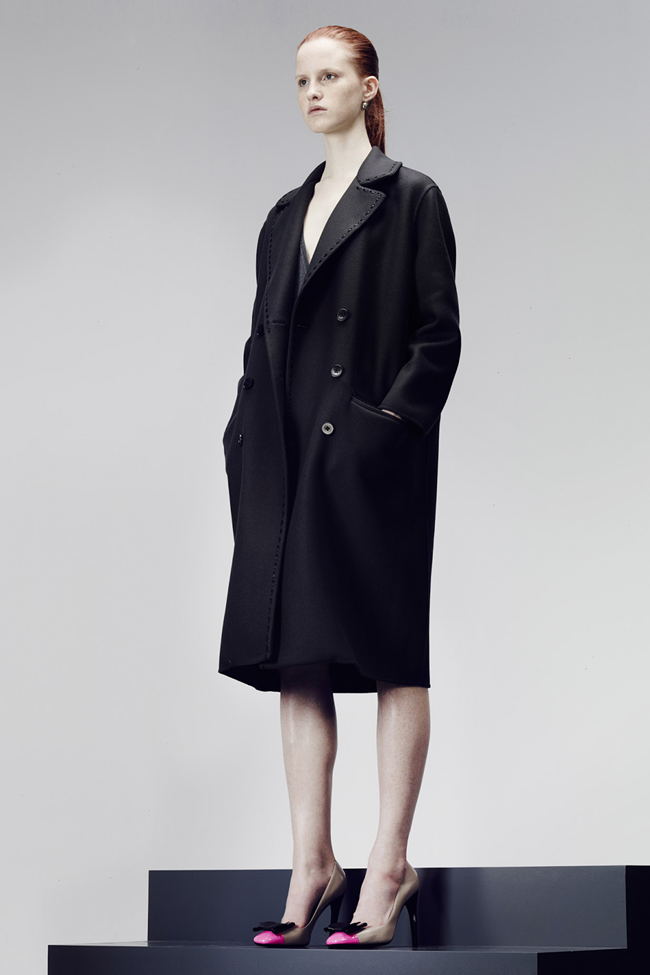 COLLECTION- Julia, Ileva, Tilda, Elisabeth, Josephine, Cindy, Marine, Idris, Magdalena & Lisanne for Bottega Veneta Pre-Fall 2014. www.imageamplified.com, Image Amplified (13)