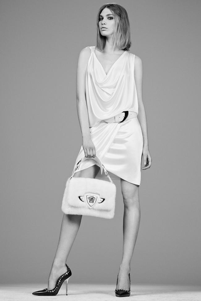COLLECTION- Irina Nikolaeva for Versace Pre-Fall 2014. www.imageamplified.com, Image Amplified (23)