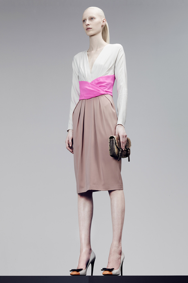 COLLECTION- Julia, Ileva, Tilda, Elisabeth, Josephine, Cindy, Marine, Idris, Magdalena & Lisanne for Bottega Veneta Pre-Fall 2014. www.imageamplified.com, Image Amplified (23)