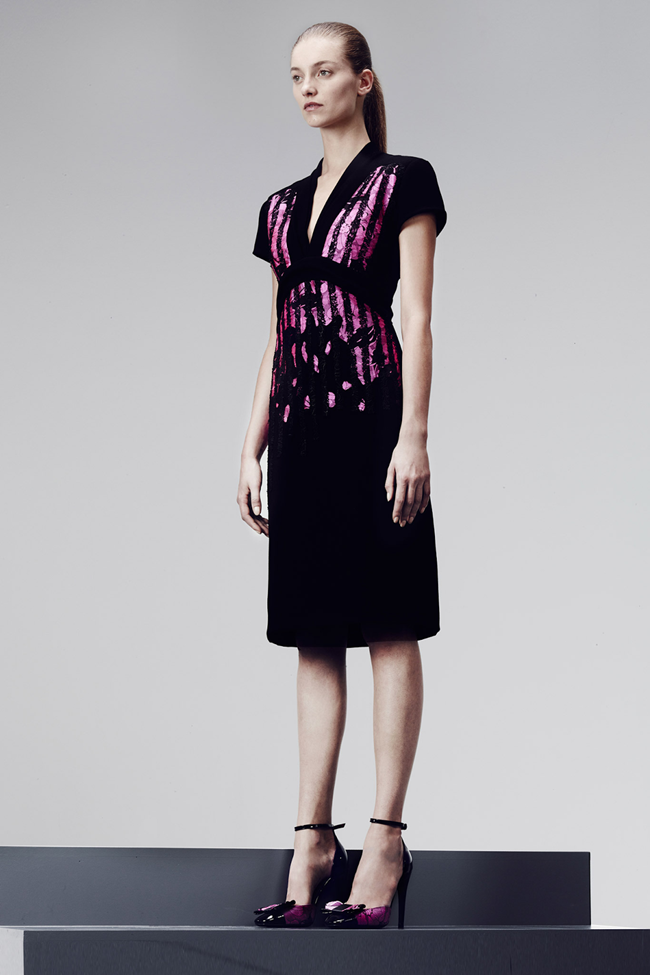 COLLECTION- Julia, Ileva, Tilda, Elisabeth, Josephine, Cindy, Marine, Idris, Magdalena & Lisanne for Bottega Veneta Pre-Fall 2014. www.imageamplified.com, Image Amplified (28)