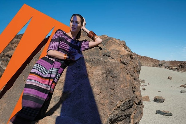 CAMPAIGN- Christy Turlington for Missoni Spring 2014 by Viviane Sassen. www.imageamplified.com, Image amplified (2)