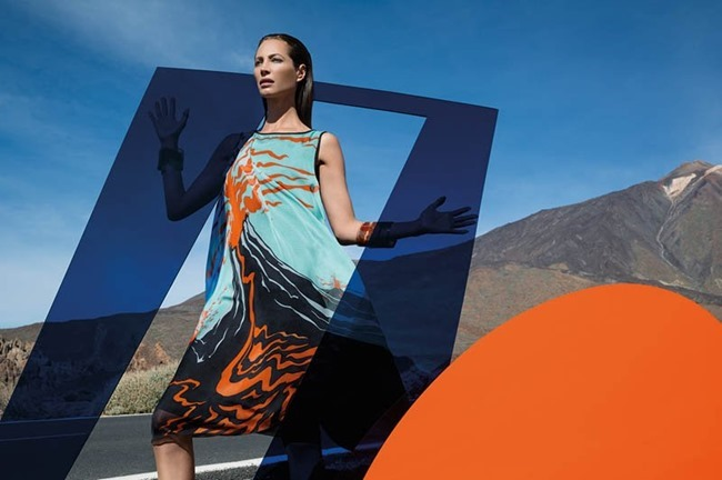 CAMPAIGN- Christy Turlington for Missoni Spring 2014 by Viviane Sassen. www.imageamplified.com, Image amplified (3)