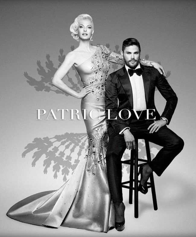 CAMPAIGN- LInda Evangelista for Patric Love Spring 2014 by Prince Julio Cesar. www.imageamplified.com, Image amplified (3)