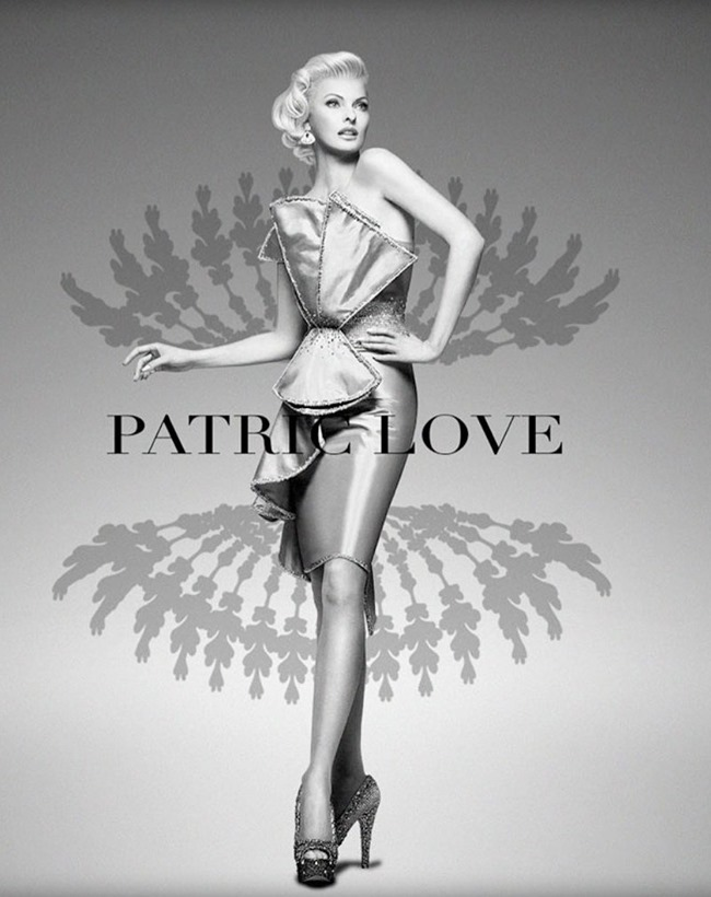 CAMPAIGN- LInda Evangelista for Patric Love Spring 2014 by Prince Julio Cesar. www.imageamplified.com, Image amplified (4)