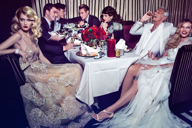HARPER'S BAZAAR CHINA- Hannare Blaauboer, Claudia Anticevic & Victoria Tuas in High Society by Michelle Du Xuan. Patrycja Matysiak, Fall 2013, www.imageamplified.com, Image Amplified (3)