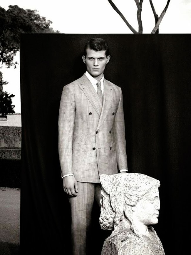 CAMPAIGN Julien Nielsen for Brioni Spring 2014 by Collier Schorr. www.imageamplified.com, Image Amplified (1)