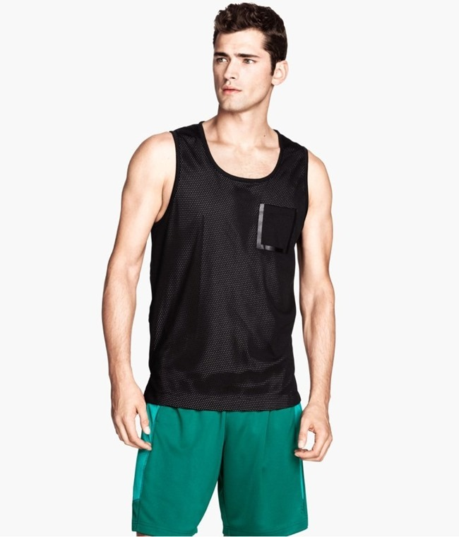 CAMPAIGN Sean O'Pry & Mathias Lauridsen for H&M Sport Spring 2014. www.imageamplified.com, Image Amplified (7)