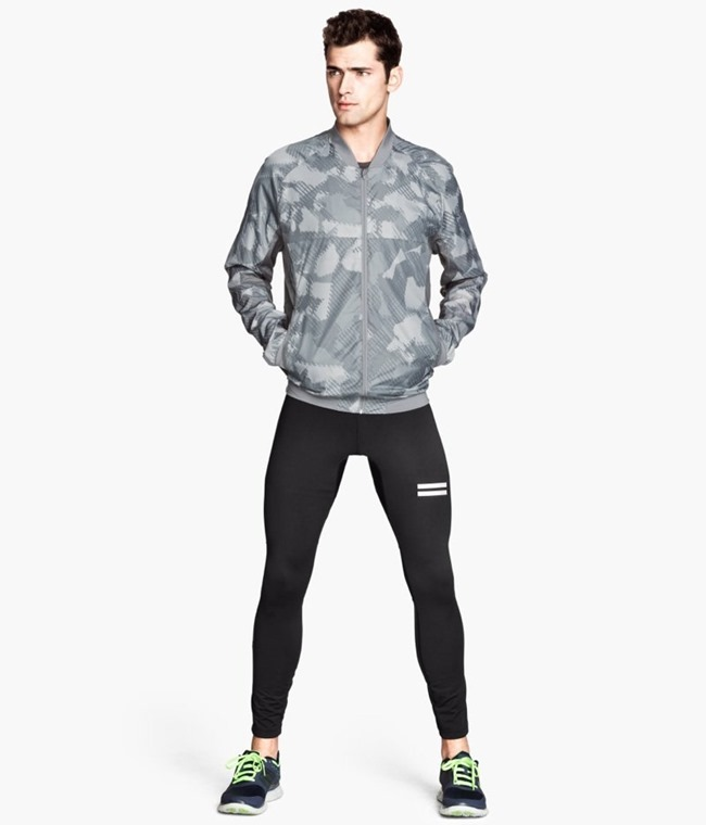 CAMPAIGN Sean O'Pry & Mathias Lauridsen for H&M Sport Spring 2014. www.imageamplified.com, Image Amplified (12)