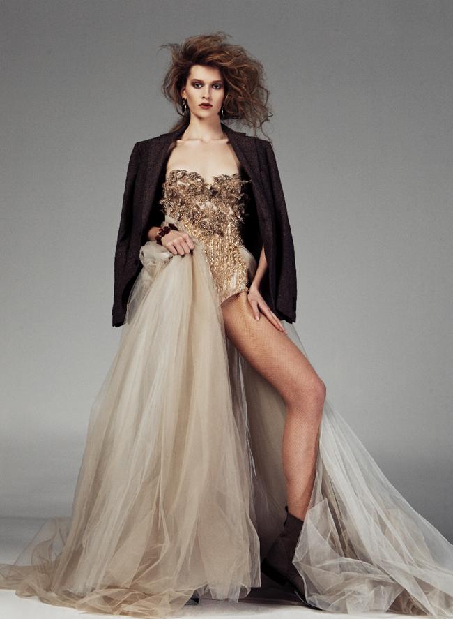 COSMOPOLITAN TURKEY Adriana P in Kuralsiz Couture by Erdi Dogan. Ebru Gulcek, January 2014, www.imageamplified.com, Image Amplified (5)