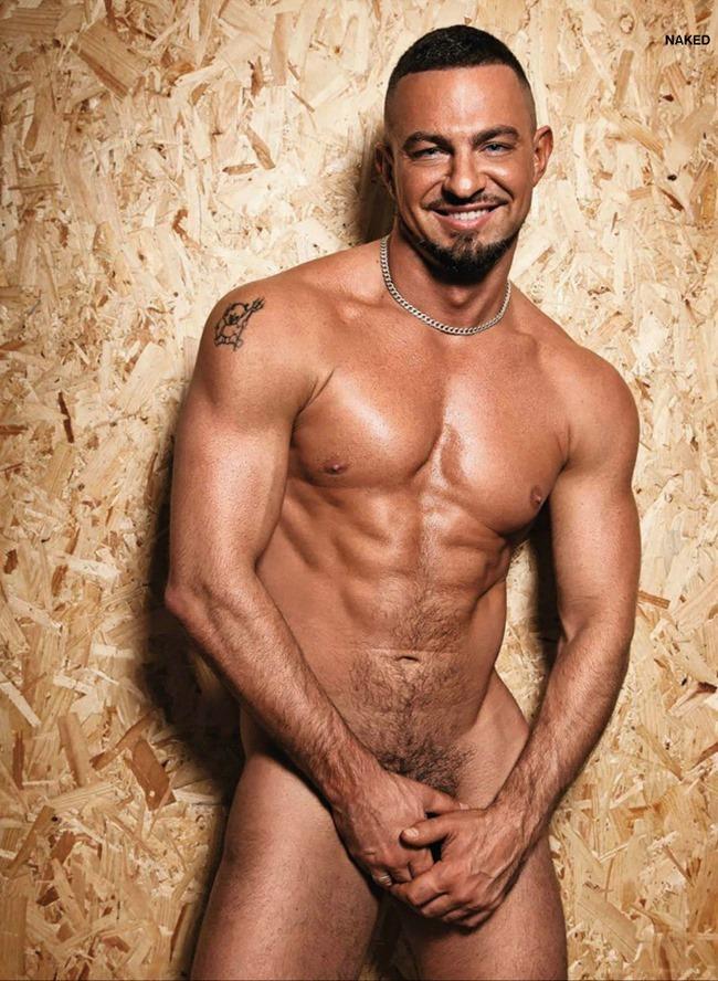 Hot Naked Celebrity Men 114