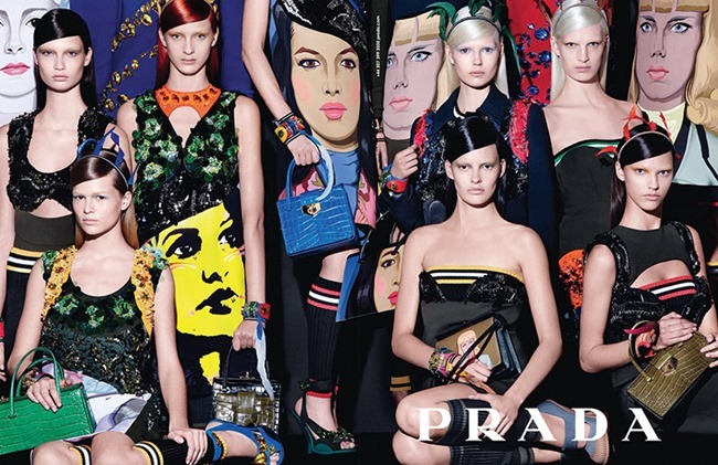 CAMPAIGN Prada Spring 2014 by Steven Meisel. www.imageamplified.com, Image amplified (2)