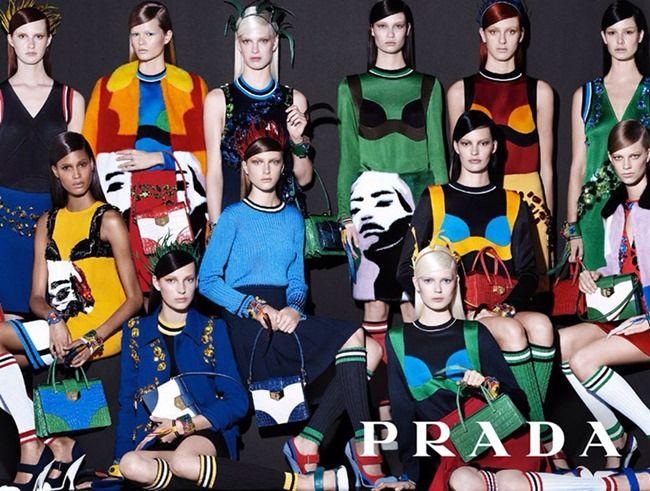 CAMPAIGN Prada Spring 2014 by Steven Meisel. www.imageamplified.com, Image amplified (3)