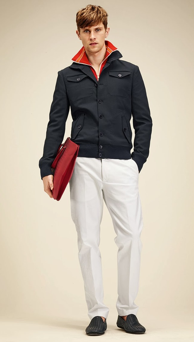 LOOKBOOK Tomas Maier for Bottega Veneta Cruise 2014. www.imageamplified.com, Image Amplified (5)