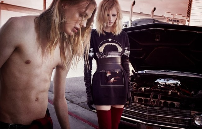 VOGUE JAPAN Erik Andersson, Dylan Fosket & Julia Nobis in The Lost Generation by Daniele   Iango. George Cortina, January 2014, www.imageamplified.com, Image Amplified (2)