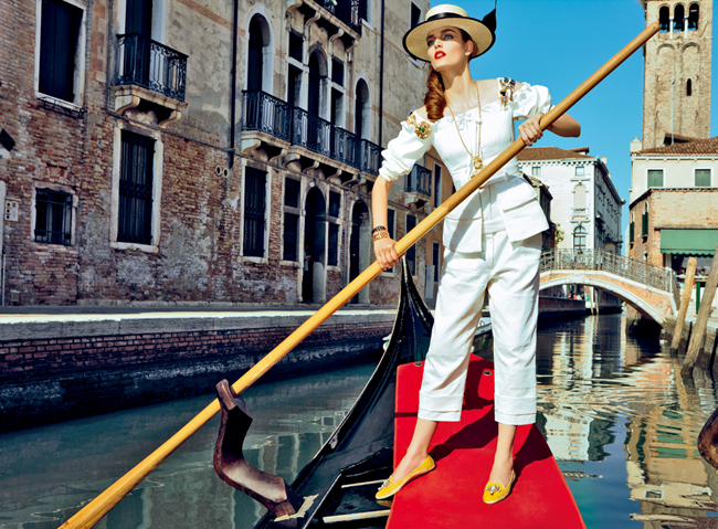VOGUE JAPAN Zuzanna Bijoch in My Fascination With Venice by Pierpaolo Ferrari. Giovanna Battaglia, February 2014, www.imageamplified.com, Image Amplified (7)
