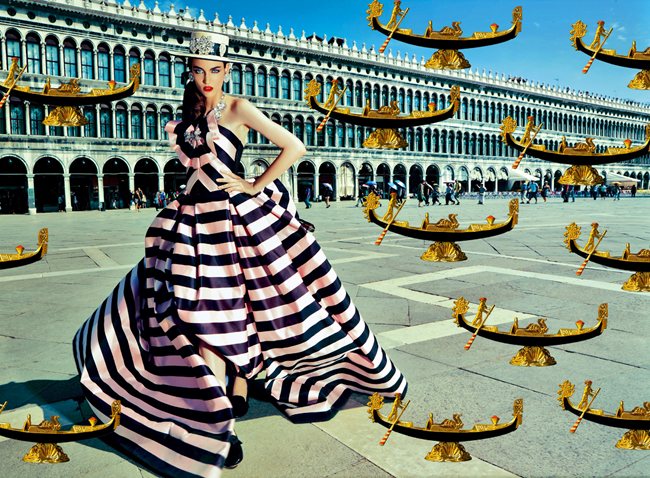 VOGUE JAPAN Zuzanna Bijoch in My Fascination With Venice by Pierpaolo Ferrari. Giovanna Battaglia, February 2014, www.imageamplified.com, Image Amplified (2)