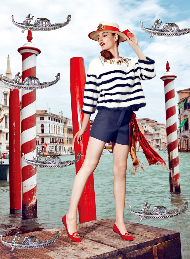 VOGUE JAPAN Zuzanna Bijoch in My Fascination With Venice by Pierpaolo Ferrari. Giovanna Battaglia, February 2014, www.imageamplified.com, Image Amplified (3)