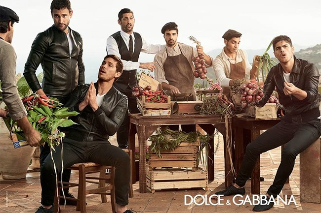CAMPAIGN- Dolce & Gabbana Spring 2014 by Domenico Dolce. www.imageamplified.com, Image amplified (1)