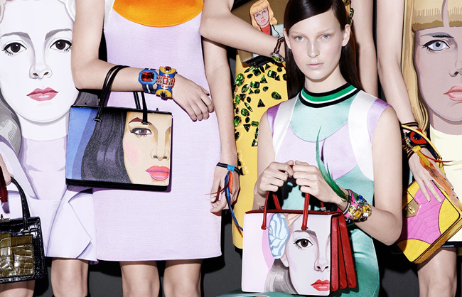 CAMPAIGN- Prada Spring 2014 by Steven Meisel. Olivier Rizzo, www.imageamplified.com, Image Amplified (1)