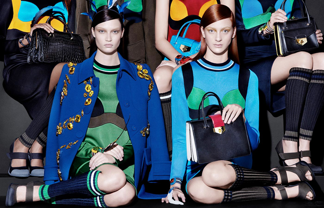 CAMPAIGN- Prada Spring 2014 by Steven Meisel. Olivier Rizzo, www.imageamplified.com, Image Amplified (2)