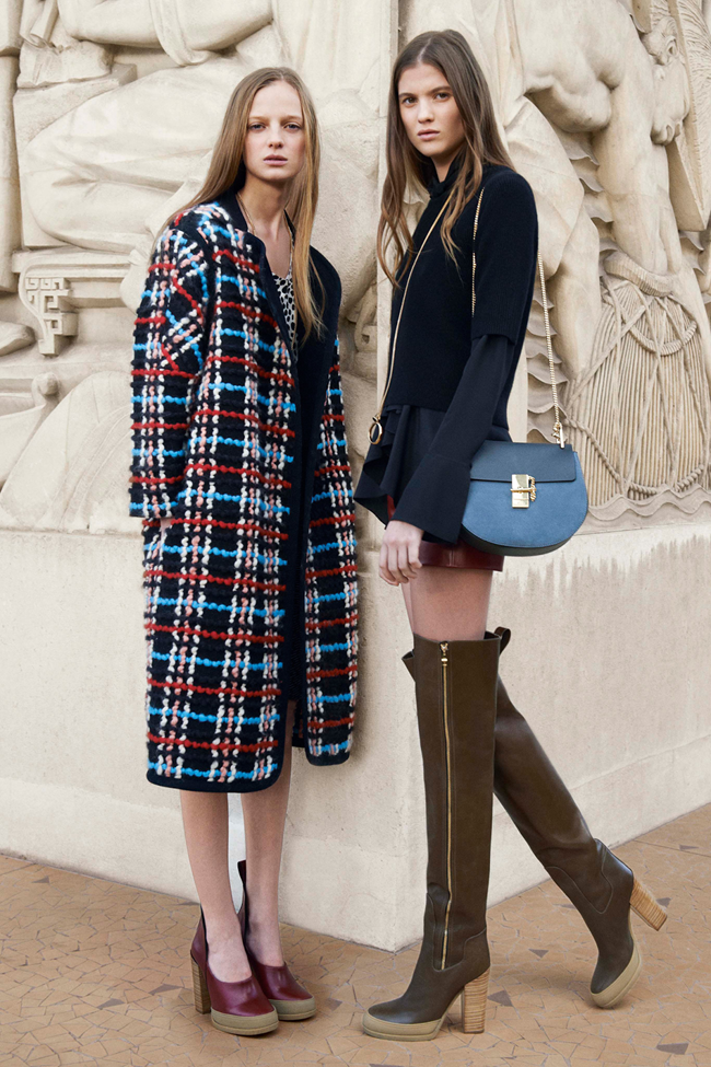 COLLECTION- Ine Neefs, Elisabeth Erm & Estee Rammant for Chloe Pre-Fall 2014. www.imageamplified.com, Image Amplified (3)