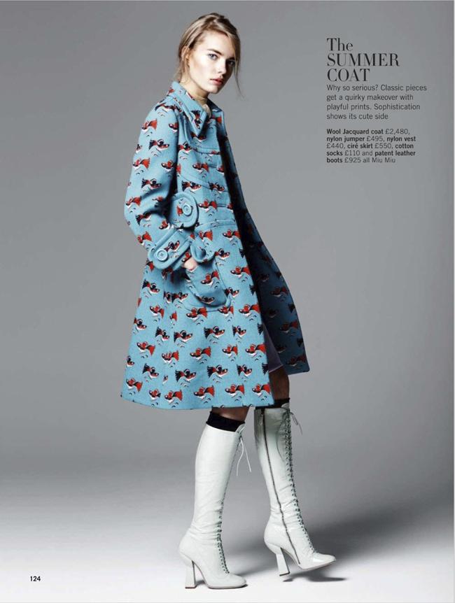 GLAMOUR UK- Astrid Eika in New Season Style Ta-da! by Walter Chin. Karen Preston, February 2014, www.imageamplified.com, Image amplified (4)
