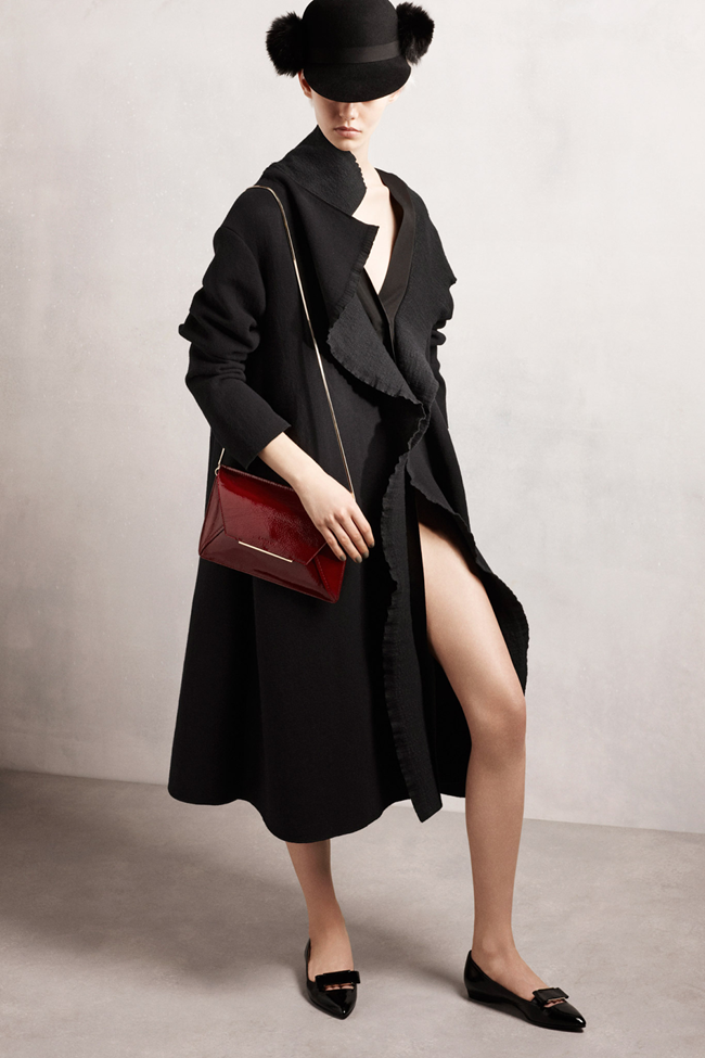 COLLECTION- Ondria Hardin for Lanvin Pre-Fall 2014. www.imageamplified.com, Image Amplified