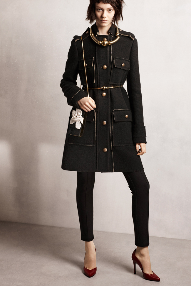 COLLECTION- Ondria Hardin for Lanvin Pre-Fall 2014. www.imageamplified.com, Image Amplified (2)