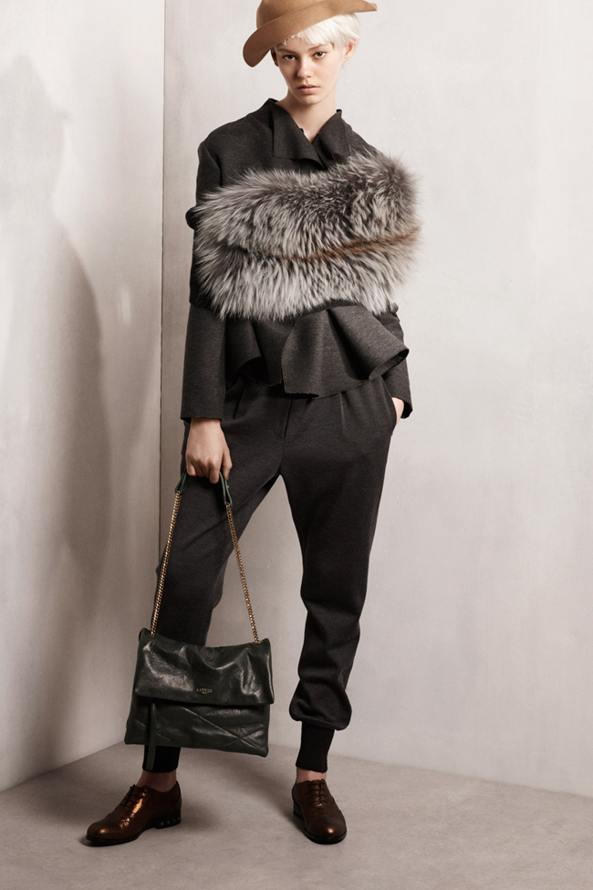 COLLECTION- Ondria Hardin for Lanvin Pre-Fall 2014. www.imageamplified.com, Image Amplified (4)