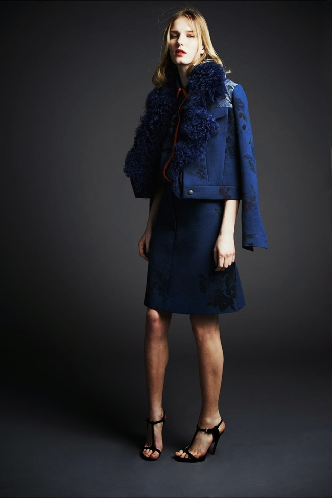 COLLECTION- Marique Schimmel for Preen by Thornton Bregazzi Pre-Fall 2014. www.imageamplified.com, Image Amplified (17)
