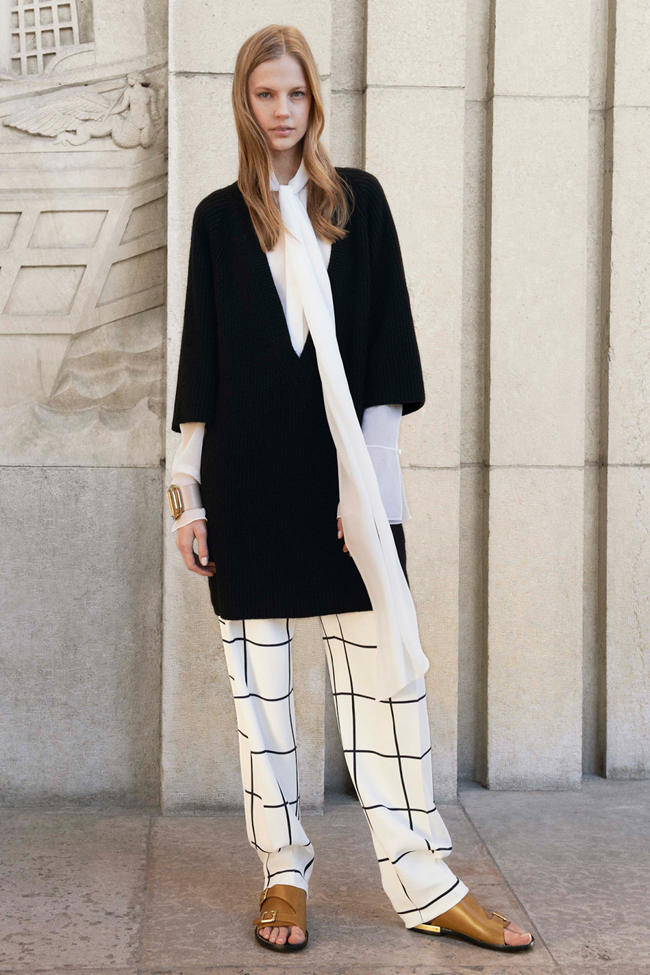 COLLECTION- Ine Neefs, Elisabeth Erm & Estee Rammant for Chloe Pre-Fall 2014. www.imageamplified.com, Image Amplified (2)