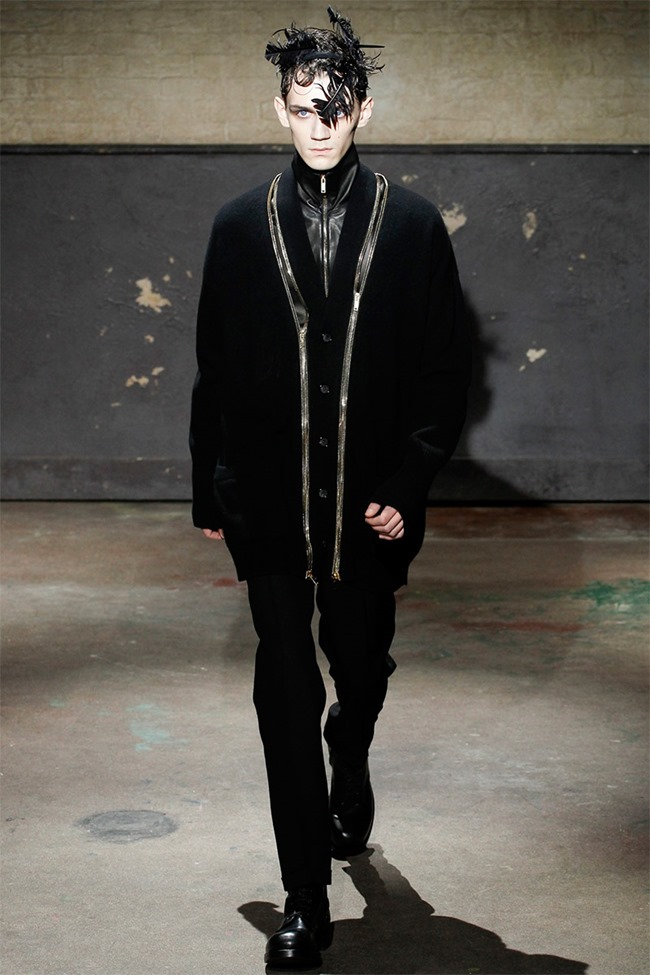 LONDON COLLECTIONS MEN- Alexander McQueen Fall 2014. www.imageamplified.com, Image Amplified (22)