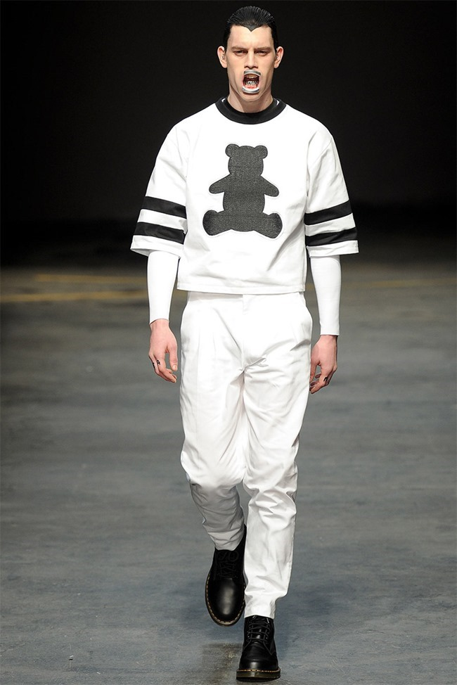 LONDON COLLECTIONS MEN- Bobby Abley Fall 2014. www.imageamplified.com, Image Amplified (3)