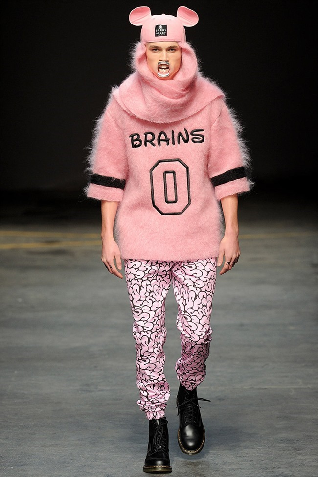 LONDON COLLECTIONS MEN- Bobby Abley Fall 2014. www.imageamplified.com, Image Amplified (4)